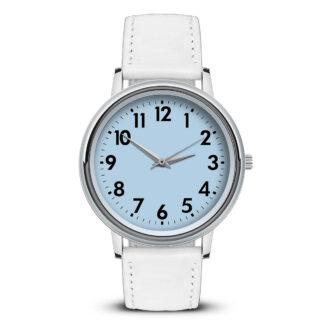 Наручные часы Идеал 48 светло-голубой