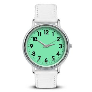 Наручные часы Идеал 48 светлый зеленый