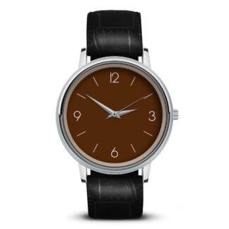 Наручные часы Идеал 49 коричневый