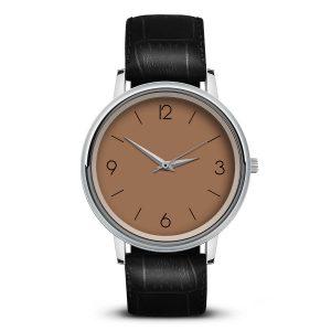 Наручные часы Идеал 49 коричневый светлый