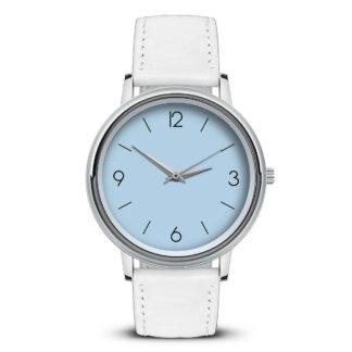 Наручные часы Идеал 49 светло-голубой