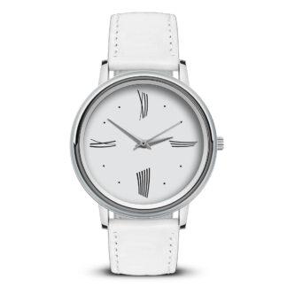 Наручные часы Идеал 52 белые