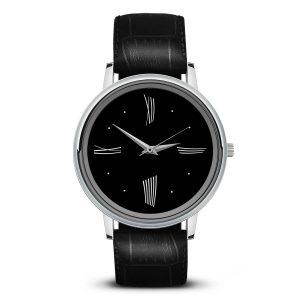 Наручные часы Идеал 52 черные