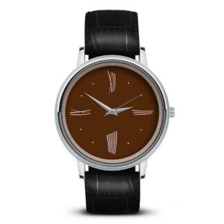 Наручные часы Идеал 52 коричневый