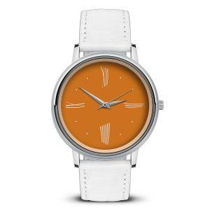 Наручные часы Идеал 52 оранжевый