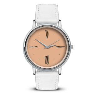 Наручные часы Идеал 52 оранжевый светлый