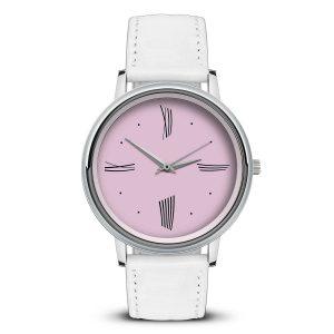 Наручные часы Идеал 52 розовые светлый