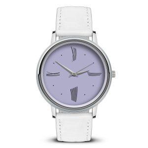 Наручные часы Идеал 52 сиреневый светлый