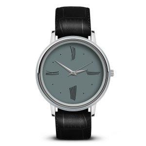 Наручные часы Идеал 52 серо синий
