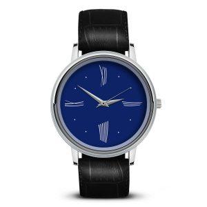 Наручные часы Идеал 52 синий темный