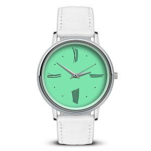 Наручные часы Идеал 52 светлый зеленый