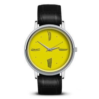Наручные часы Идеал 52 желтые