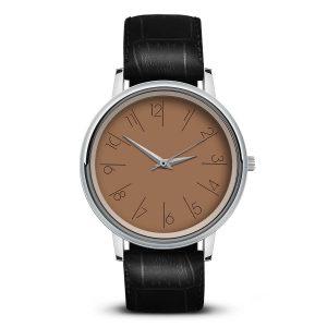 Наручные часы Идеал 53 коричневый светлый