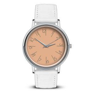 Наручные часы Идеал 53 оранжевый светлый