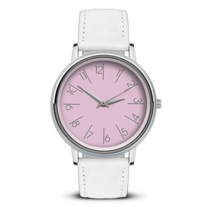 Наручные часы Идеал 53 розовые светлый