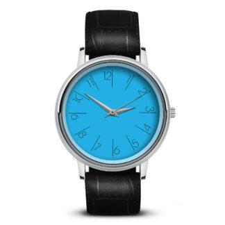 Наручные часы Идеал 53 синий светлый