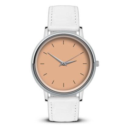 Наручные часы Идеал 54 оранжевый светлый
