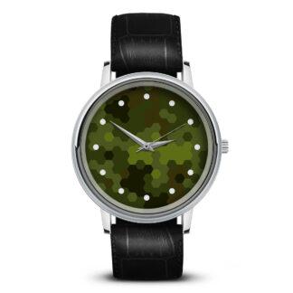 Наручные часы Идеал 55 хаки