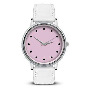 Наручные часы Идеал 55 розовые светлый