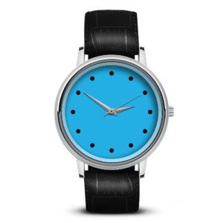 Наручные часы Идеал 55 синий светлый