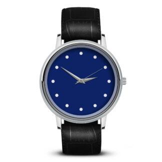 Наручные часы Идеал 55 синий темный