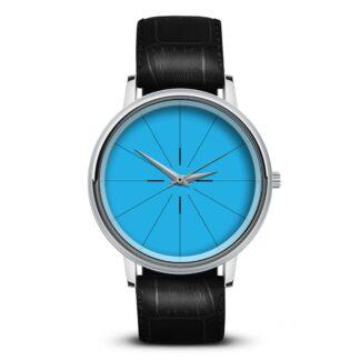 Наручные часы Идеал 56 синий светлый