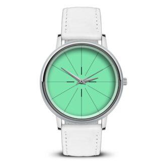Наручные часы Идеал 56 светлый зеленый