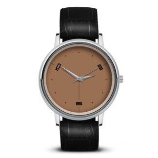 Наручные часы Идеал 57 коричневый светлый