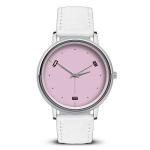 Наручные часы Идеал 57 розовые светлый