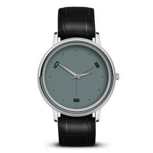 Наручные часы Идеал 57 серо синий