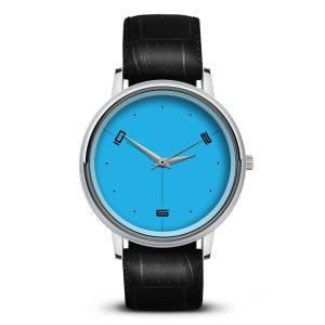 Наручные часы Идеал 57 синий светлый