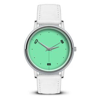 Наручные часы Идеал 57 светлый зеленый