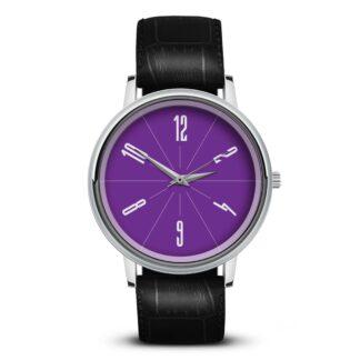 Наручные часы Идеал 58 фиолетовые