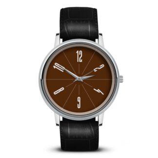 Наручные часы Идеал 58 коричневый