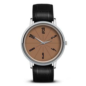 Наручные часы Идеал 58 коричневый светлый