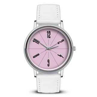 Наручные часы Идеал 58 розовые светлый