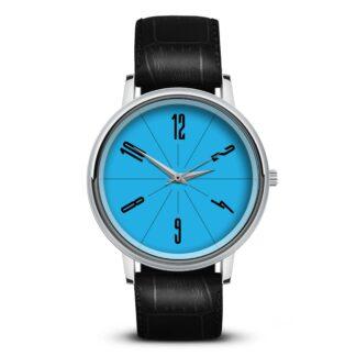 Наручные часы Идеал 58 синий светлый