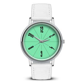 Наручные часы Идеал 58 светлый зеленый