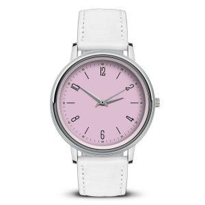 Наручные часы Идеал 59 розовые светлый