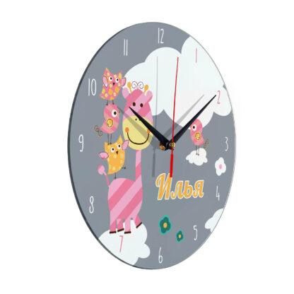 Часы персонализированные «Илья»