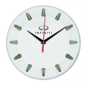 Сувенир – часы Infiniti 07