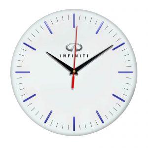 Сувенир – часы Infiniti 11