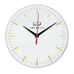 Сувенир – часы Infiniti 13