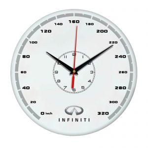 Сувенир – часы Infiniti 14