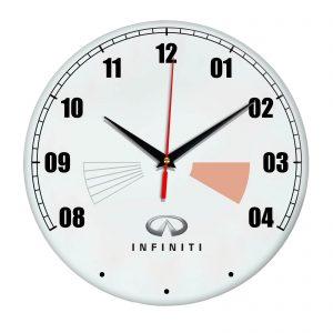 Сувенир – часы Infiniti 17