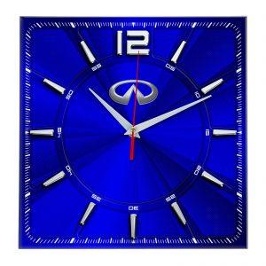 Сувенир – часы Infiniti 5 03