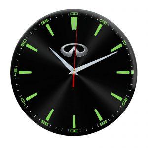 Сувенир – часы Infiniti 5 10