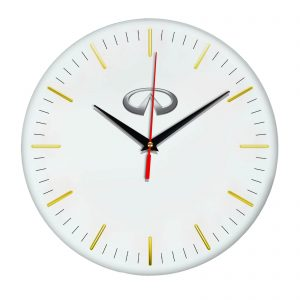 Сувенир – часы Infiniti 5 13