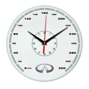 Сувенир – часы Infiniti 5 14
