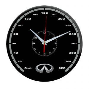 Сувенир – часы Infiniti 5 15